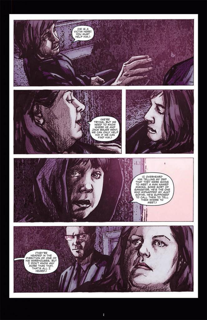 24: Underground #4 Page 2