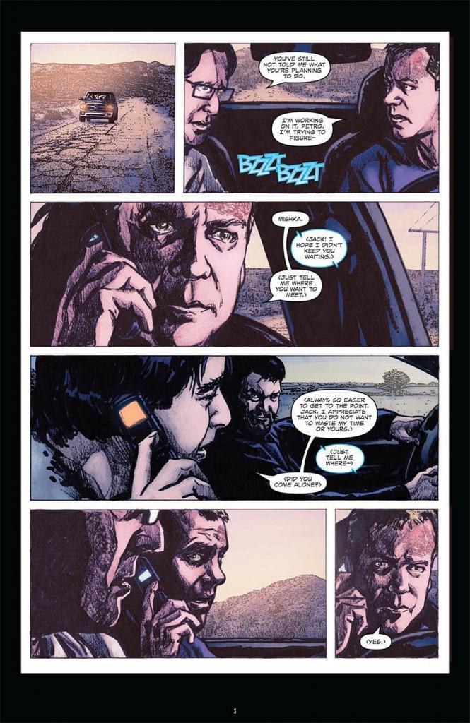 24: Underground #4 Page 3