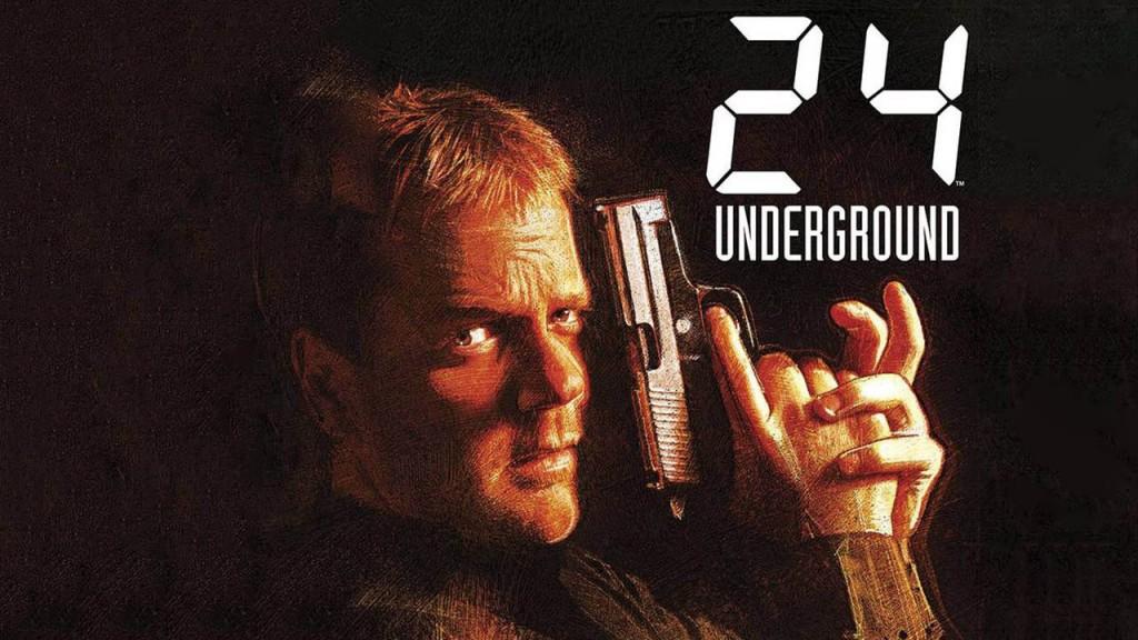24: Underground Issue #5