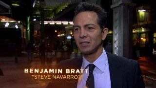 Benjamin Bratt discusses 24LAD Episode 10