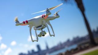 DJI Phantom Vision 2+ quadrocopter