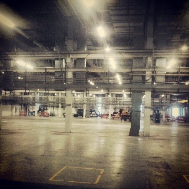 Empty 24: Live Another Day set in Gillette Building, London