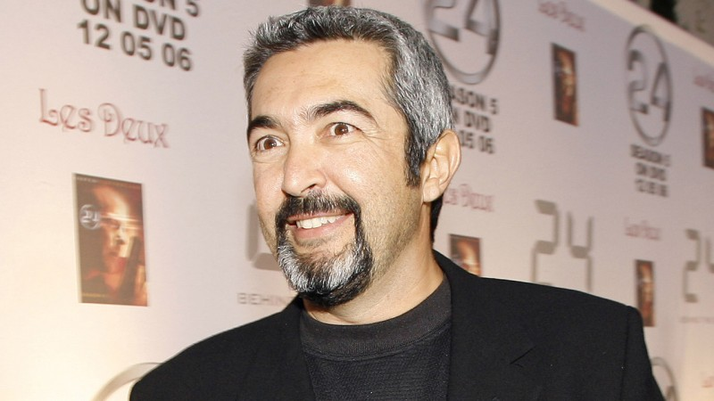 Jon Cassar at the 24 Season 5 DVD Party in 2006