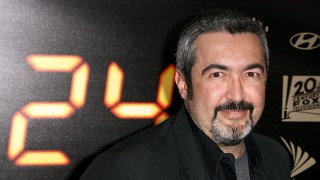 Jon Cassar at 24 Series Finale Party in 2010