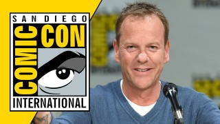 "Kiefer Sutherland attends the ""24"" Panel, Comic-Con 2014"