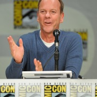 Kiefer Sutherland attends the 24: Live Another Day Panel at Comic-Con 2014