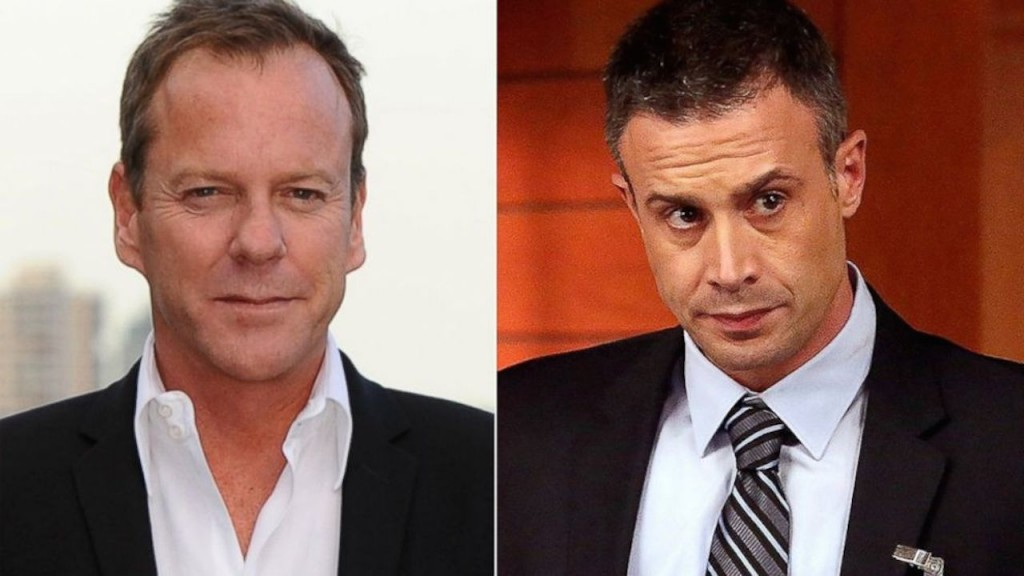 Kiefer Sutherland and Freddie Prinze Jr.