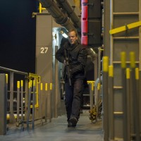 Jack Bauer (Kiefer Sutherland) searches for Cheng in 24: Live Another Day FInale