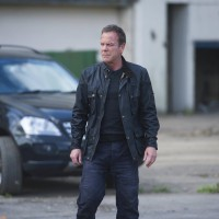 Jack Bauer (Kiefer Sutherland) prepares to trade himself off in 24: Live Another Day Finale