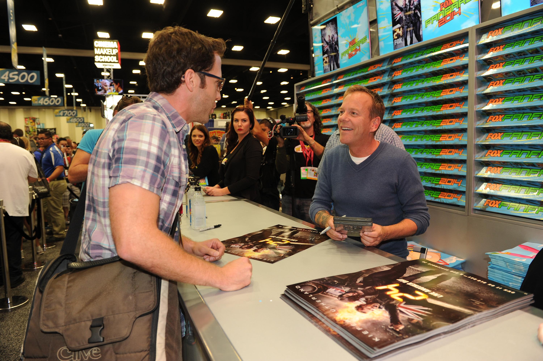 Fan Comics Fan at San Diego Comic-con