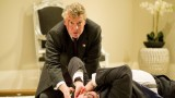 Mark Boudreau (Tate Donovan) realizes Stolnavich is injured in 24: Live Another Day Episode 11