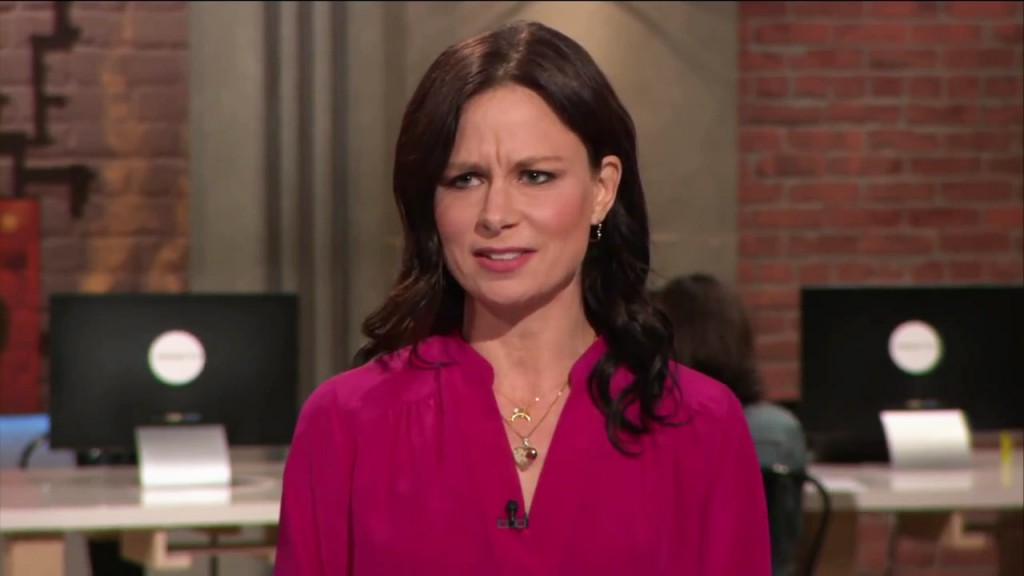 Mary Lynn Rajskub on TakePart Live