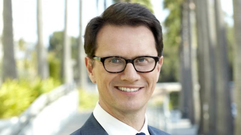 FOX Executive Peter Rice