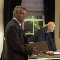 Mark Boudreau (Tate Donovan) obtains information in 24: Live Another Day Episode 12