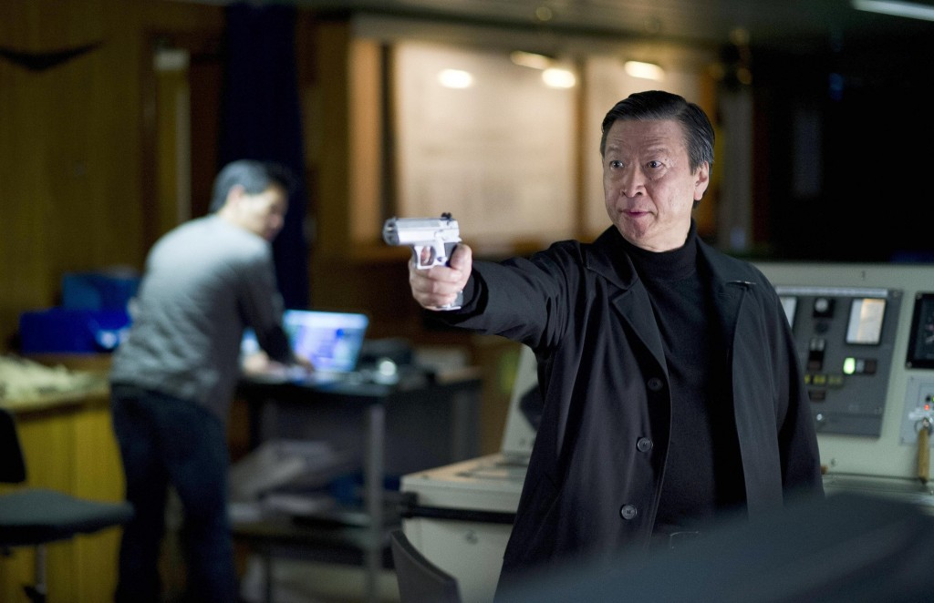Tzi Ma as Cheng Zhi in 24: Live Another Day Finale