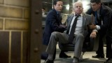 President Heller (William Devane) reacts to shocking news in 24: Live Another Day Finale