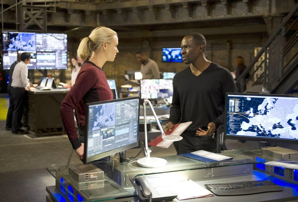 Kate Morgan (Yvonne Strahovski) decides her next move in 24: Live Another Day Finale