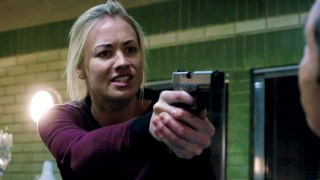 Yvonne Strahovski as Kate Morgan in 24: Live Another Day Episode 10