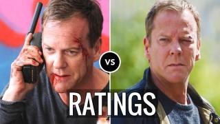 24 Finale Ratings Comparison