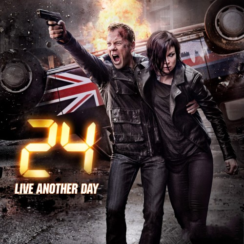 24: Live Another Day box art