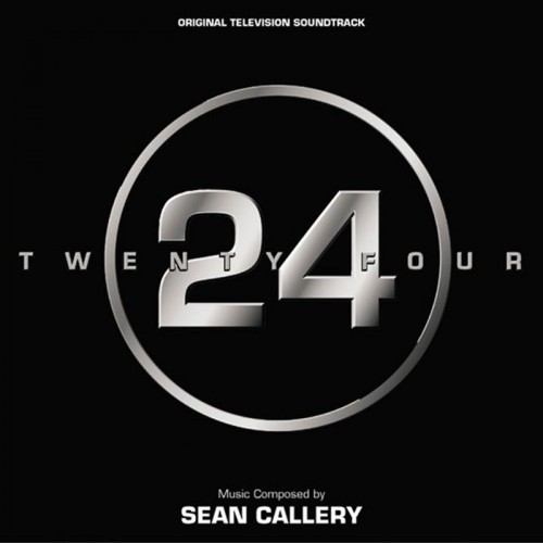 24 Original Television Soundtrack by Sean Callery