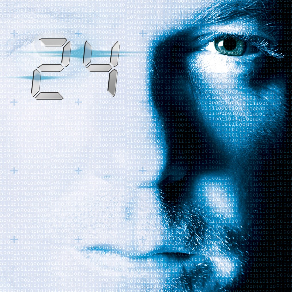 24 Season 1 box art