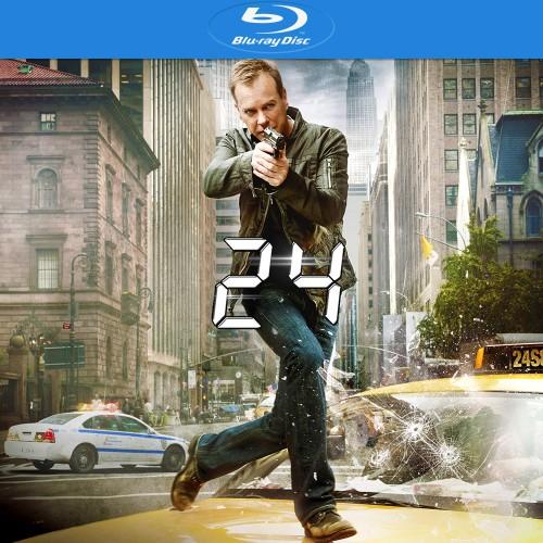 24 Season 8 Blu-Ray art