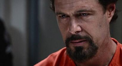 Carlos Bernard as Tony Almeida in 24: Solitary