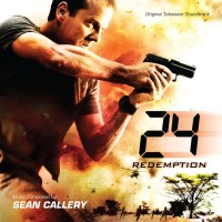 24: Redemption Soundtrack by Sean Callery cover art