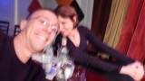 Trevor Barnette Selfie with Mary Lynn Rajskub