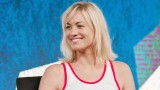 Yvonne Strahovski at the NerdHQ Panel, Comic-Con San Diego 2014