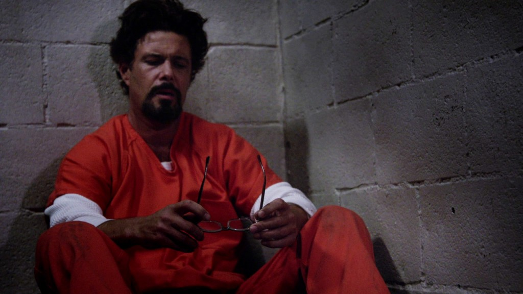 Tony Almeida in his cell - 24: Solitary