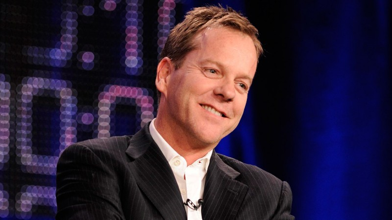 Kiefer Sutherland discusses 24 at TCA Press Tour