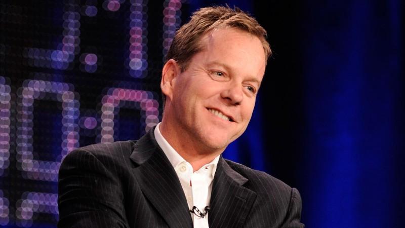 Kiefer Sutherland discusses 24 at TCA Press Tour