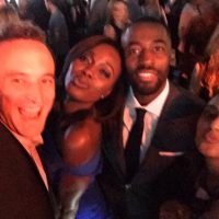 24: Legacy Cast at FOX Upfronts (via Anna Diop Twitter)
