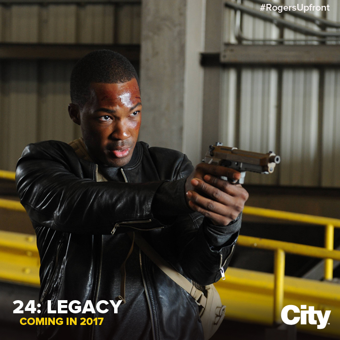 24: Legacy is coming to City in Canada