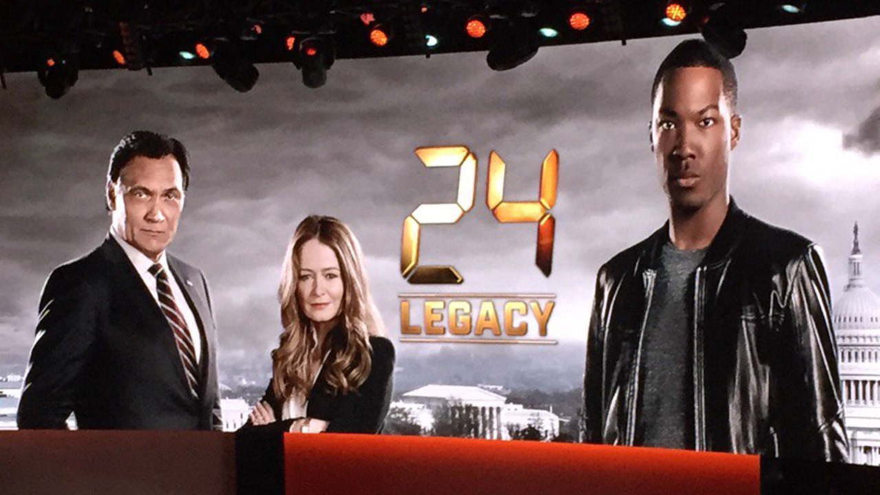 24: Legacy (2017) 1x05 V.O. Disponible