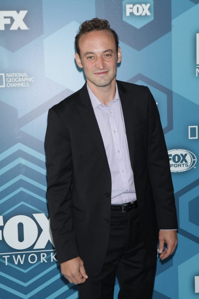 Charlie Hofheimer (24: Legacy) at FOX 2016 Upfronts Party