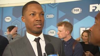 Corey Hawkins 24 Legacy Access Hollywood interview