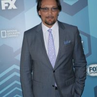 Jimmy Smits (24: Legacy) at FOX 2016 Upfronts Party