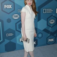 Miranda Otto (24: Legacy) at FOX 2016 Upfronts Party