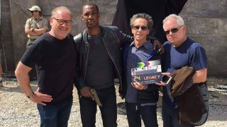 24: Legacy Pilot Filming
