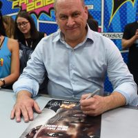 Showrunner Evan Katz at 24: Legacy San Diego Comic-Con 2016 Fan Signing