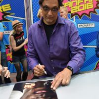Jimmy Smits at 24: Legacy San Diego Comic-Con 2016 Fan Signing