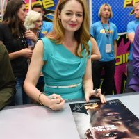 Miranda Otto at 24: Legacy San Diego Comic-Con 2016 Fan Signing