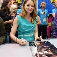 Miranda Otto at 24: Legacy San Diego Comic-Con 2016 Fan Signing