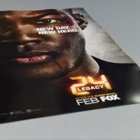 24: Legacy Poster being signed at San Diego Comic-Con 2016