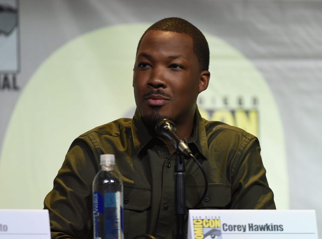 Corey Hawkins on 24: Legacy San Diego Comic-Con 2016 Panel