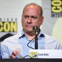 Showrunner Evan Katz at 24: Legacy San Diego Comic-Con 2016 Panel