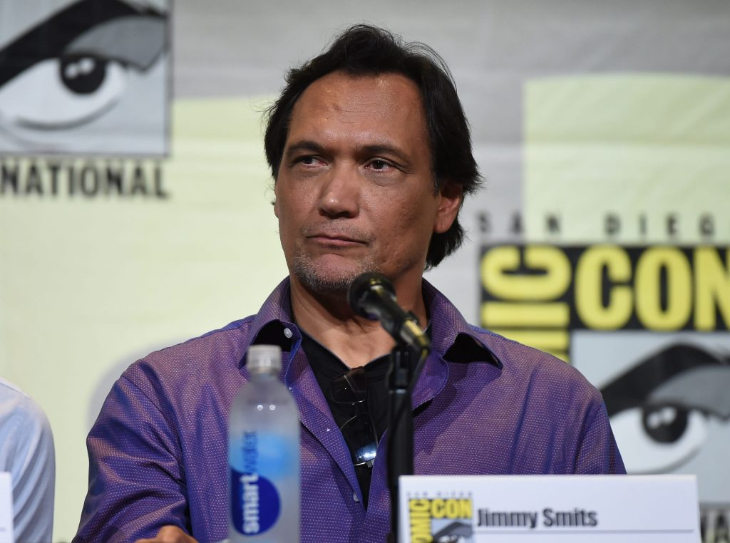 Actor Jimmy Smits on 24: Legacy San Diego Comic-Con 2016 Panel